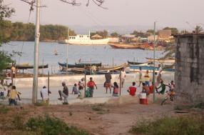 Barco vista cancha