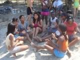 con jovenes