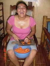 Alexandra zanahorias