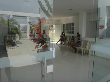 clinic front doors