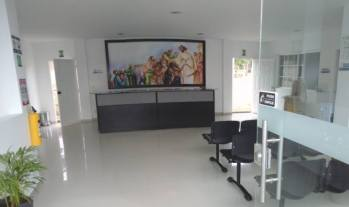 blog clinic mural