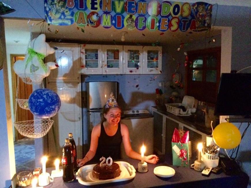 Lola's birthday