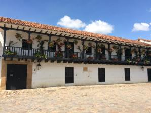 """One of the most beautiful colonial villages in Colombia, Villa de Leyva is a city frozen in time. Declared a national monument in 1954, the photogenic village has been preserved in its entirety with cobblestone roads and whitewashed buildings."" -Lonely Planet"