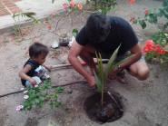jardin Jorge y Moises