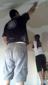 repairing walls