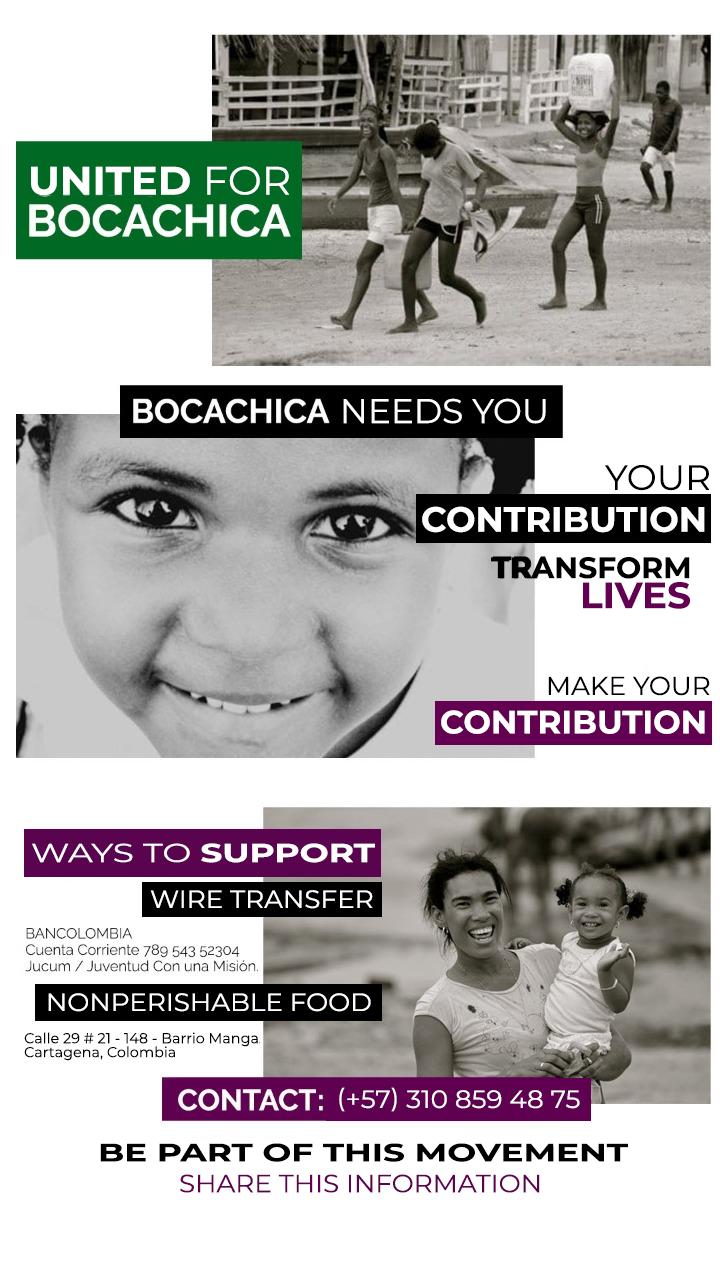 Unidos por Bocachica - ING