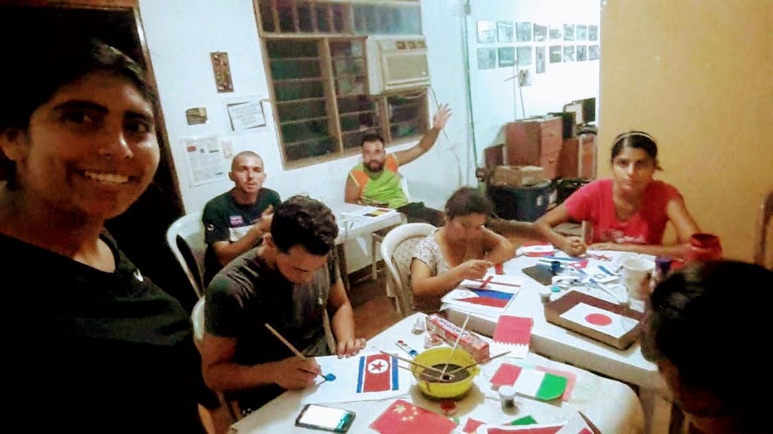 Aniversario de Poda en Bocachica